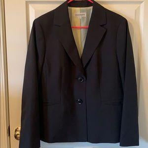 Ladies Pin Stripe Suit (Jacket & Pants)